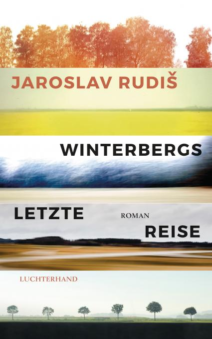 Buchcover Winterbergs letzte Reise